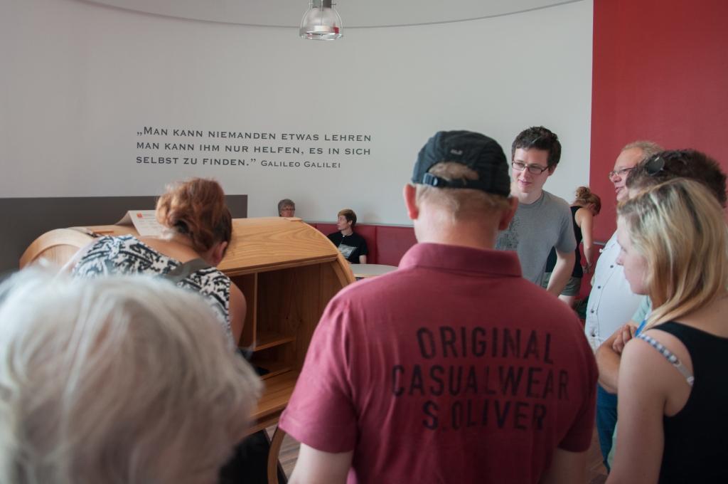 Ausstellung der Gesellenstücke 2014