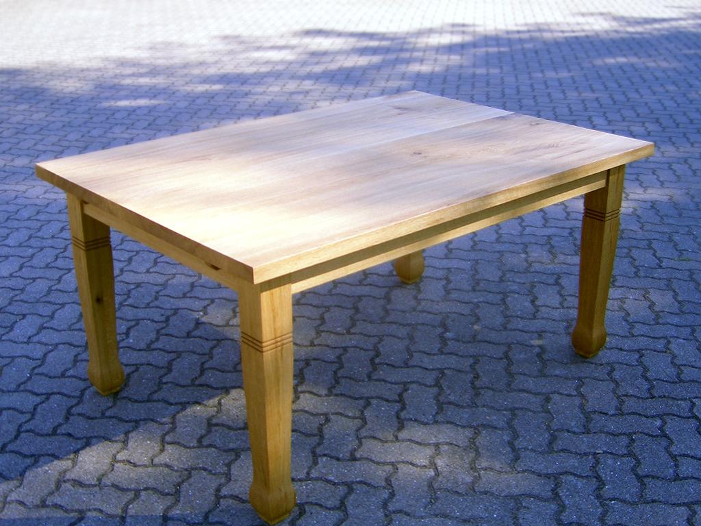Bauerntisch aus Eiche.