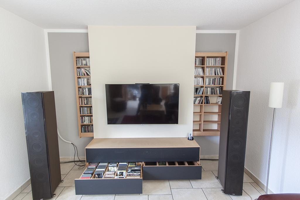 HIFI-Möbel - Holzwerkstatt