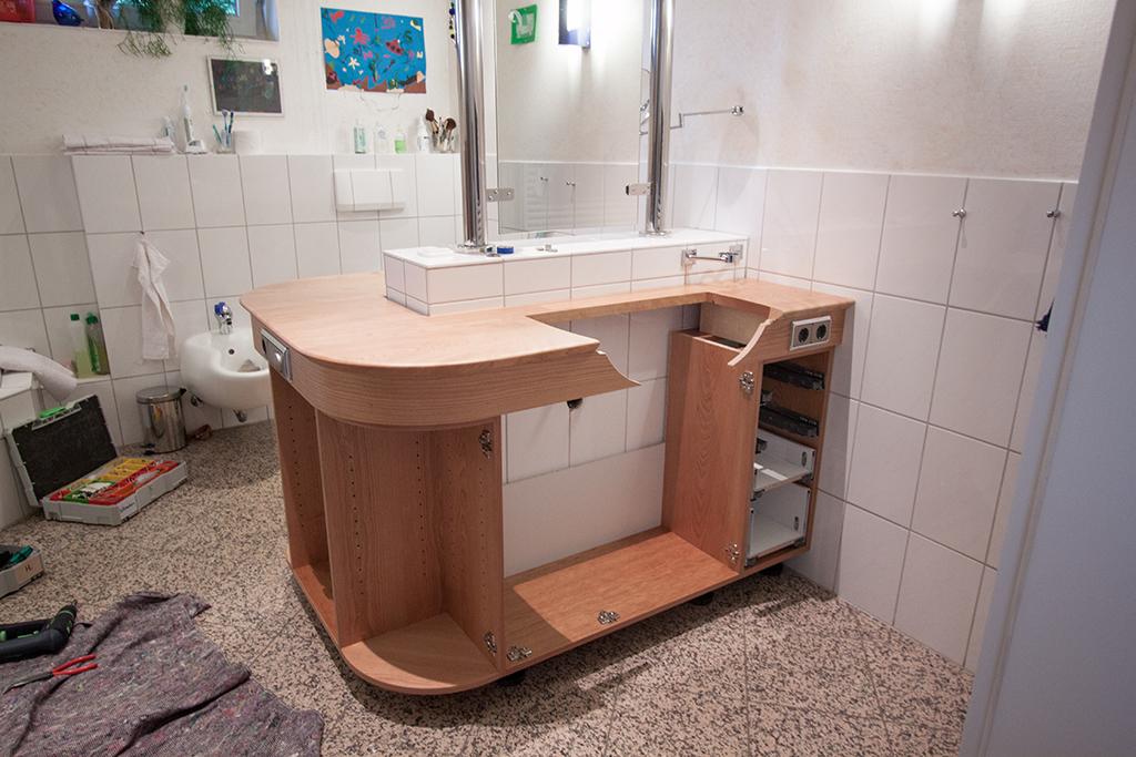 Waschtisch_Montage